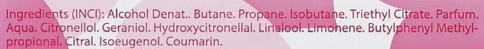 Deodorant-spray - Gosh I Love Pink Deo Body Spray — Imagine N3
