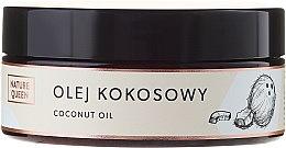 Parfumuri și produse cosmetice Ulei de cocos pentru corp - Nature Queen Cooconut Oil