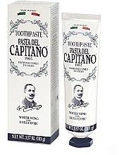 "Parfumuri și produse cosmetice Pastă de dinți ""Albire"" - Pasta Del Capitano Whitening Toothpaste"