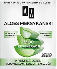 Parfumuri și produse cosmetice Crema de zi pentru față - AA Moc Energy Cream 50+
