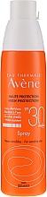 Parfumuri și produse cosmetice Spray de protecție pentru pielea sensibilă - Avene Solaires Haute Protection Spray SPF 30