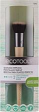 Parfumuri și produse cosmetice Pensulă pentru machiaj - EcoTools Stippling Brush