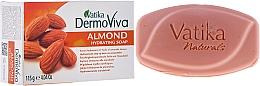 Parfumuri și produse cosmetice Săpun hidratant cu migdale - Dabur Vatika DermoViva Almond Hydrating Soap