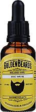 """Parfumuri și produse cosmetice Ulei pentru barbă """"Big Sur"""" - Golden Beards Beard Oil"""