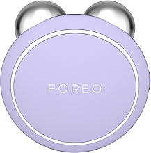 Parfumuri și produse cosmetice Dispozitiv pentru masaj și întărirea tenului - Foreo Bear Mini Lavender