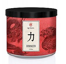 Parfumuri și produse cosmetice Kringle Candle Zen Strength - Lumânare parfumată
