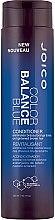 Parfumuri și produse cosmetice Balsam pentru nuanțarea părului, albastru - Joico Color Balance Blue Conditioner