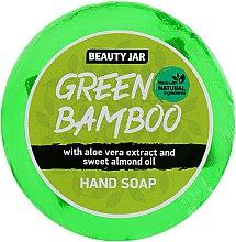 """Parfumuri și produse cosmetice Săpun pentru mâini """"Green bamboo """" - Beauty Jar Soap"""