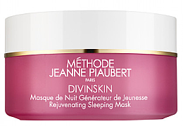 Parfumuri și produse cosmetice Mască de noapte pentru față - Methode Jeanne Piaubert Divinskin Rejuvenating Sleeping Mask