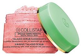 Parfumuri și produse cosmetice Scrub pentru corp - Collistar Speciale Corpo Perfetto Firming Talasso-Scrub (tester)