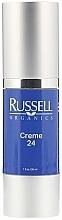 Parfumuri și produse cosmetice Cremă hidratantă pentru față - Russell Organics Creme 24