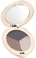 Paletă far de pleoape - Jane Iredale PurePressed Eye Shadow Triple — Imagine N2