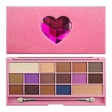 Parfumuri și produse cosmetice Paleta fard de ochi - I Heart Revolution Unicorn Love Palette