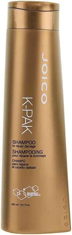 Șampon cu efect revitalizant pentru păr deteriorat - Joico K-Pak Reconstruct Shampoo — Imagine N3