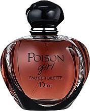 Parfumuri și produse cosmetice Dior Poison Girl - Apă de toaletă