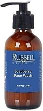Parfumuri și produse cosmetice Gel de spălare - Russell Organics Soapberry Face Wash Gentle Cleanser