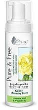 Parfumuri și produse cosmetice Spumă de curățare - AVA Laboratorium Pure & Free Gentle Cleansing Foam