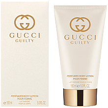 Parfumuri și produse cosmetice Gucci Guilty - Loțiune de corp