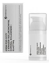 Parfumuri și produse cosmetice Cremă cu acid hialuronic și colagen pentru zona din jurul ochilor - Botanicapharma Eye Cream