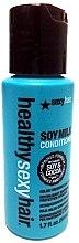 Balsam pe bază de lapte de soia pentru păr vopsit - SexyHair HealthySexyHair SoyMilk Conditioner — Imagine N3