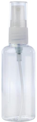 Recipient spray pentru călătorii, 100ml - Beter — Imagine N1