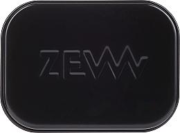 Parfumuri și produse cosmetice Săpunieră neagră - Zew For Men Soap Holder