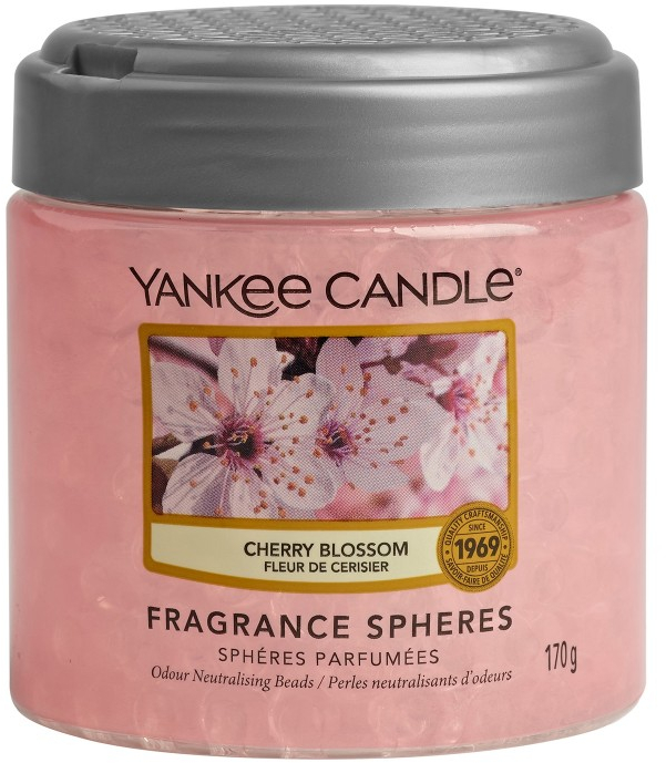 Sferă aromatică - Yankee Candle Cherry Blossom Fragrance Spheres — Imagine N1