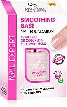 Parfumuri și produse cosmetice Bază de nivelare pentru unghii - Golden Rose Nail Expert Smoothing Base Nail Foundation