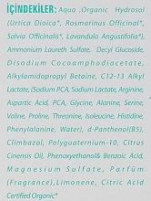 """Șampon de păr """"Mentă"""" - Terapi Organicum Hydrosolkomplex Shampoo — Imagine N4"""