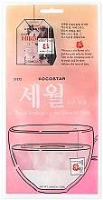 Parfumuri și produse cosmetice Mască-detox cu hibiscus - Kocostar Petals Embracing The Flow Of Time