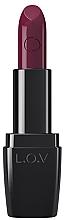 Parfumuri și produse cosmetice Ruj de buze - L.O.V Lipaffair Color & Care Lipstick
