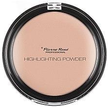 Parfumuri și produse cosmetice Pudra-highlighter - Pierre Rene Highlighting Powder (23 g)