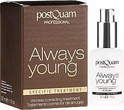 Parfumuri și produse cosmetice Emulsie-corector împotriva ridurilor faciale - Postquam Tratamiento Corrector De Arrugas