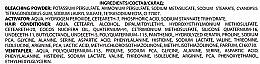 Vopsea-decolorare până la 9 tonuri - Venita Plex Platinum Lightener — Imagine N4