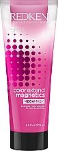 Parfumuri și produse cosmetice Mască cu formulă dublă pentru protecția culorii - Redken Color Extend Magnetic Megamask