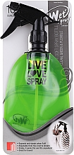 Parfumuri și produse cosmetice Pulverizator, verde - Wet Brush Live Love Green Spray Bottle