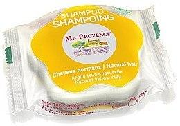 Bio Șampon solid pentru păr normal - Ma Provence Shampoo — Imagine N1