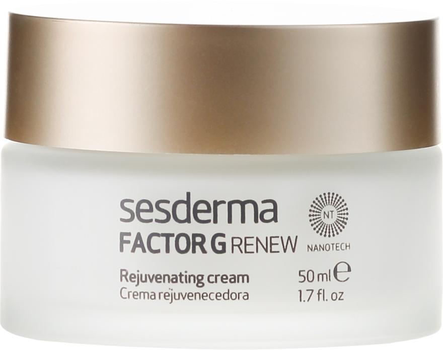 Cremă de față regenerantă anti-îmbătrânire - SesDerma Laboratories Factor G Anti-Aging Regenerating Facial Cream — Imagine N2