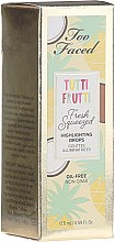 Parfumuri și produse cosmetice Iluminator lichid - Too Faced Fresh Squeezed Highlighter