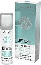 Parfumuri și produse cosmetice Cremă pentru zona ochilor - Vollare Multi-Active Detox Q10 Eye Cream