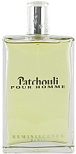 Parfumuri și produse cosmetice Reminiscence Patchouli Homme - Apă de toaletă (tester fără capac)