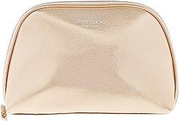 Parfumuri și produse cosmetice Trusă cosmetică - Jimmy Choo Make Up Pouch Gold