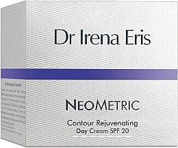 Parfumuri și produse cosmetice Cremă de zi pentru față - Dr Irena Eris Neometric Contour Rejuvenating Day Cream SPF 20