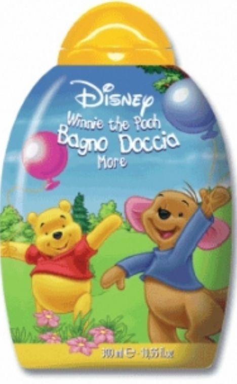 Gel de duș - Admiranda Winnie The Pooh — Imagine N1