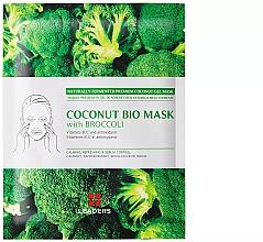 """Parfumuri și produse cosmetice Mască hidratantă """"Broccoli"""" - Leader Coconut Bio Mask With Broccoli"""