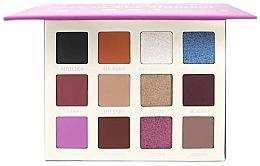 Parfumuri și produse cosmetice Paletă farduri de ochi - Moira Live In The Moment Eyeshadow Palette