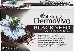 Parfumuri și produse cosmetice Săpun antiinflamator cu chimen negru - Dabur Vatika Black Seed Soap