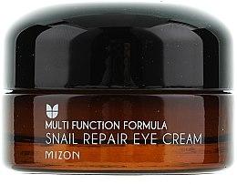 Parfumuri și produse cosmetice Cremă pentru zona ochilor cu extract de melc - Mizon Snail Repair Eye Cream