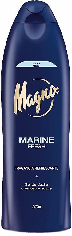 Gel de duș - La Toja Magno Marine Fresh Shower Gel — Imagine N1