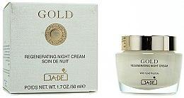 Parfumuri și produse cosmetice Crema regeneratoare de noapte - Ga-De Gold Restoring Night Cream